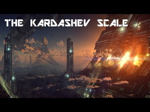 The KARDASHEV Scale (Types 0 to VI) - BrosTV