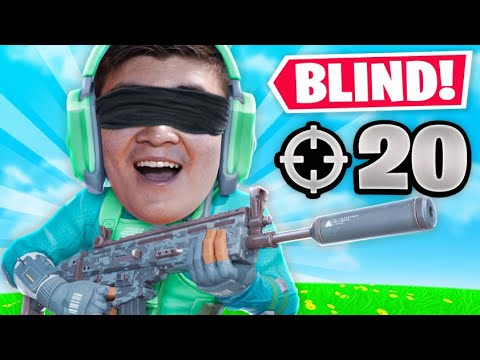 FORTNITE MADE ME BLIND!