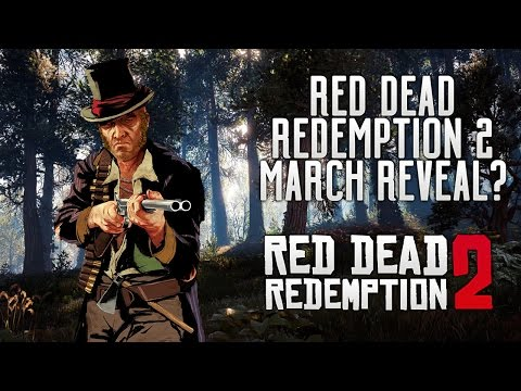 Red Dead Redemption 2 - March Reveal Chances? Graphics Improvement, Horse Customization & More RDR2!
