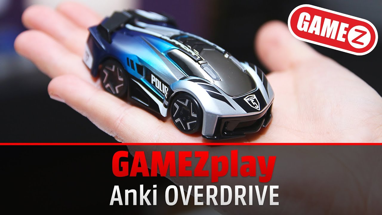 anki overdrive tron trifft auf carrera bahn gamezplay. Black Bedroom Furniture Sets. Home Design Ideas