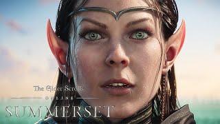 The Elder Scrolls Online Summerset   Cinematic Trailer