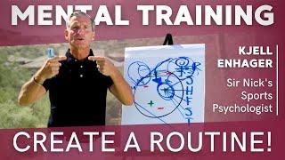 How to Create A Pre-Shot Routine | Nick Faldo's Mental Training