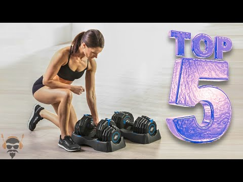 Top 5 Best Adjustable Dumbbells In 2020