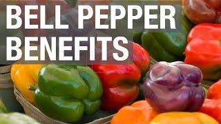Bell Pepper Benefits