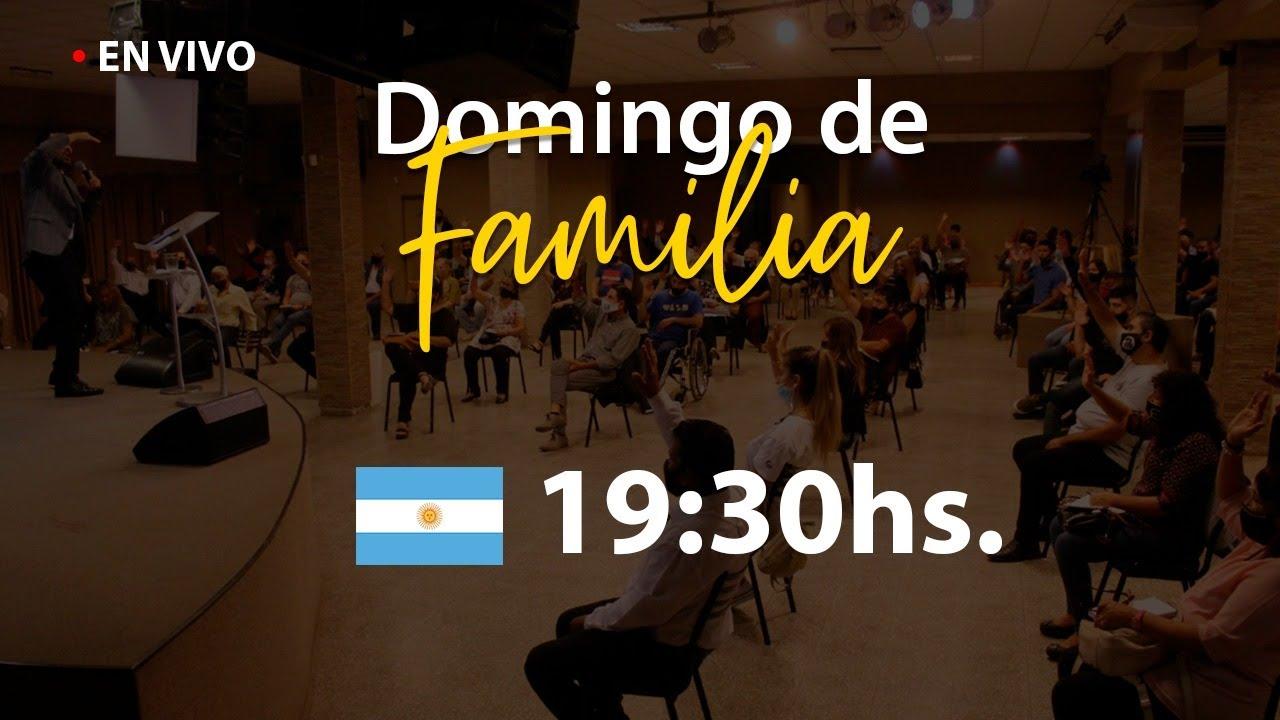 Domingo de Familia- 21 03 2021