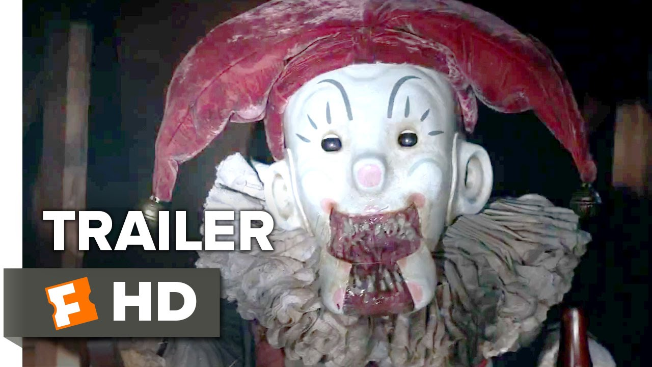 Krampus Official Trailer #1 (2015) - Adam Scott, Toni Collette ...
