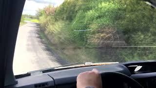 Daily Vlog - Ford Transit 2.4tdci 140km, odbiór, jazda, silnik