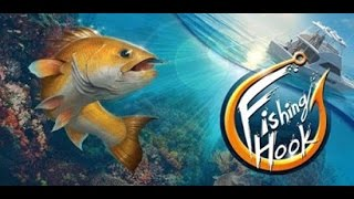 Fishing Hook Gameplay In Android - 3 BIG FISH