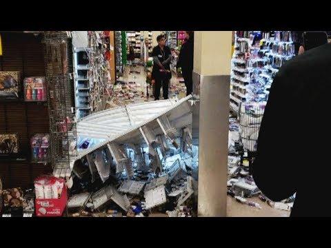 Alaska earthquake triggers panic, tsunami warning