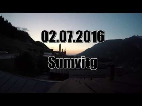 CaptureMyStory #1: Sunrise - Sumvitg 02.07.2016
