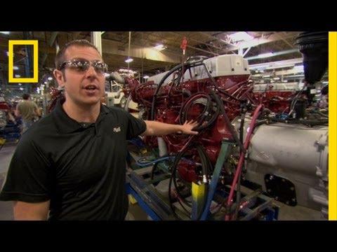 The Biggest Mack Engine Ever | Ulitmate Factories