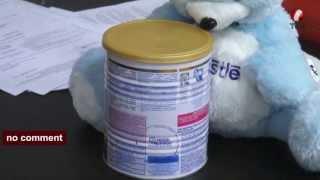 Ребенок в Молдове отравился детским питанием от «Nestle»(« КАЧЕСТВО от Nestlé! ». Так звучит слоган всем известной компании, представительство которой есть и у нас..., 2013-05-15T11:38:55.000Z)