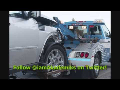 Chiraq Savage Mistakes Tow Truck Driver for a OPP Trying to Steal his Car n Shoots at Him.