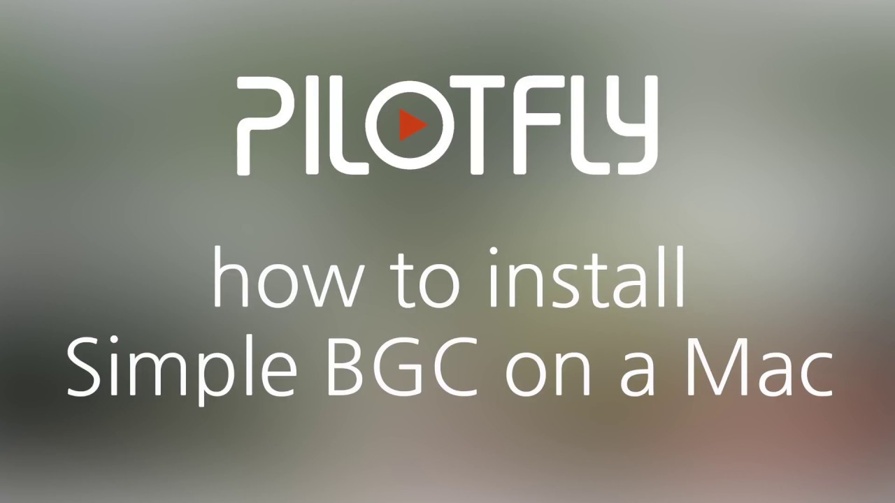 Software download - PILOTFLY