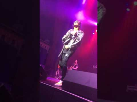 August Alsina- Downtown (live) in Atlanta 8/4/17