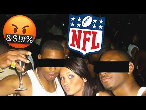 The Most Insane Sex Party the NFL Wants You To Forget About YOU CAN&39;T MAKE THIS STUFF UP