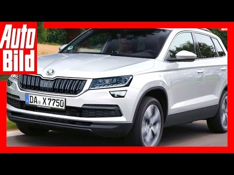 skoda karoq 2017 aus yeti wird karoq youtube. Black Bedroom Furniture Sets. Home Design Ideas