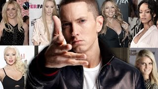 15 Celebs Dissed By Eminem