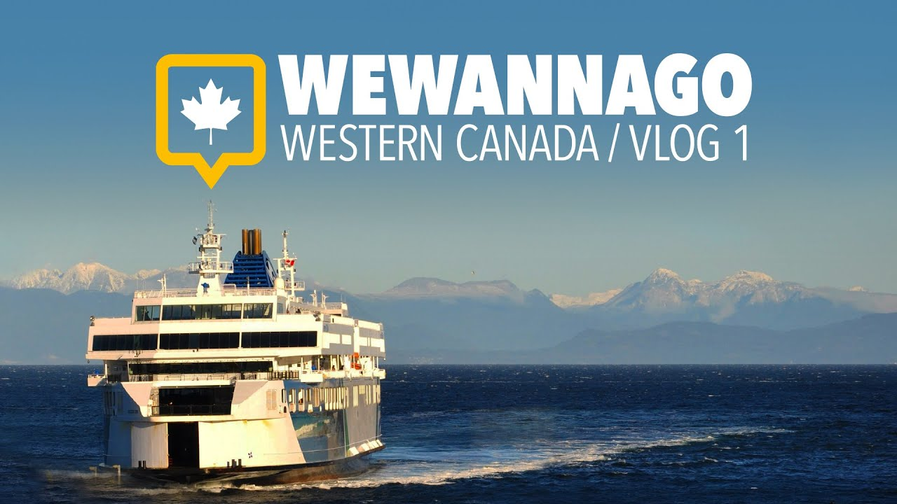 Travel to vancouver island by ferry british columbia canada travel to vancouver island by ferry british columbia canada wewannago vlog 1 youtube sciox Choice Image