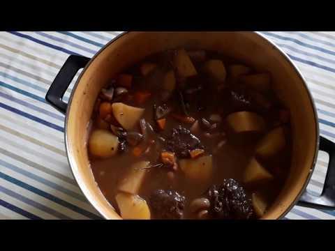 recette-du-bœuf-bourguignon-*