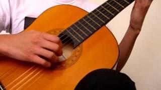 Erik Satie - Gymnopédie, 1 Lent et douloureux (Guitar)