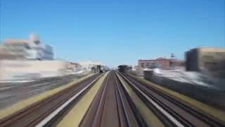 MTA NYC Subway 7 Train Ride (sped up)