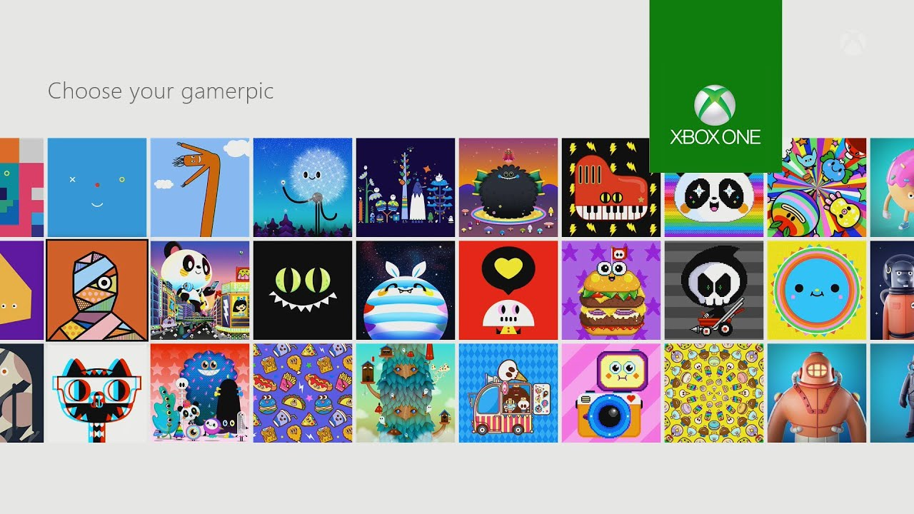 Xbox One Gamer Pics List : Xbox one customize dashboard gamer pics achievements