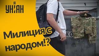 Сотрудники внутренних войск Беларуси рвут погоны и переходят на сторону людей
