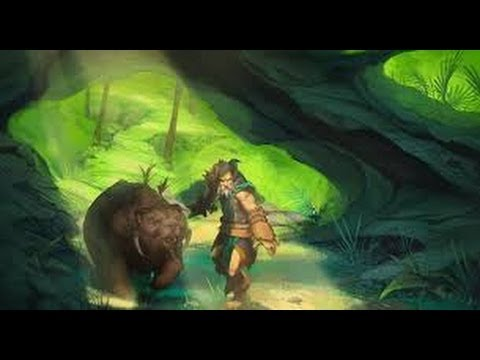 видео: Дота 2 - Гайд по lone druid (syllabear ) Целуйте лапки мишке!! :d