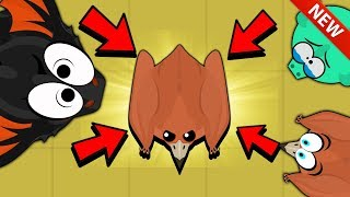 HOW TO ACTIVATE THE GOD MODE GLITCH IN MOPE.IO | Mope.io Funny Ghost Glitch Trolling Ft.NoobHimself