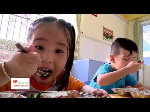 Ăn sạch sống khỏe l Bổ sung DHA cho trẻ nhỏ đúng cách l HTV