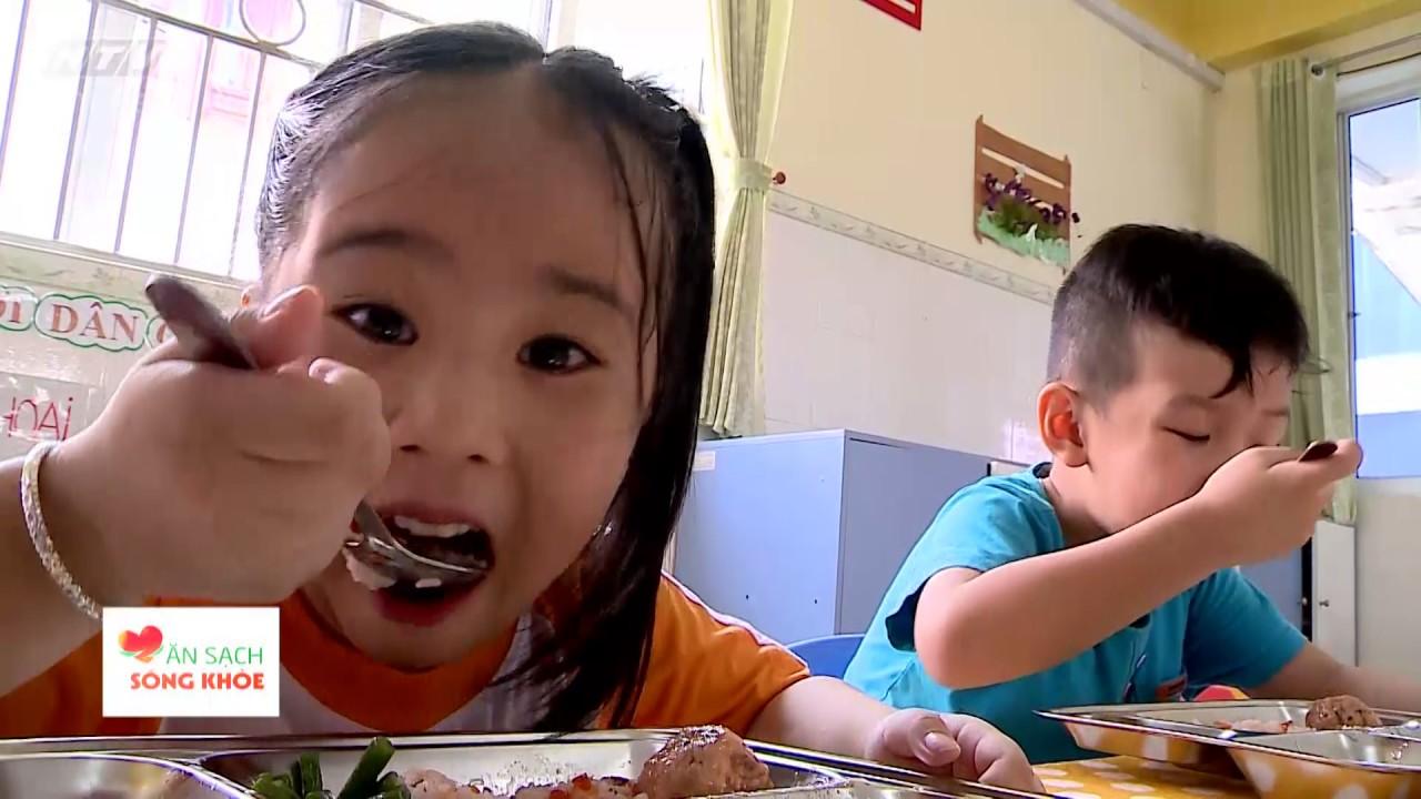 Ăn sạch sống khỏe l Bổ sung DHA cho trẻ nhỏ đúng cách