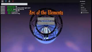 DARKNESS WILL RISE| ROBLOX ARC OF ELEMENTS