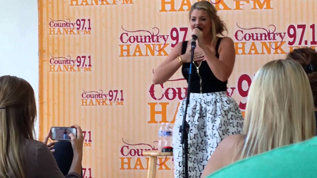 LAUREN ALAINA My Kind Of People Live 2015