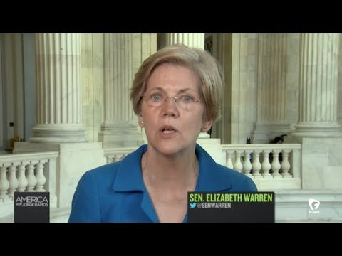 Senator Elizabeth Warren on Student Loan Debt