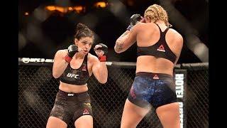 Amanda Cooper vs  Mackenzie Dern | UFC 224 Fight Recap Review by  Hollywood Joe Tussing
