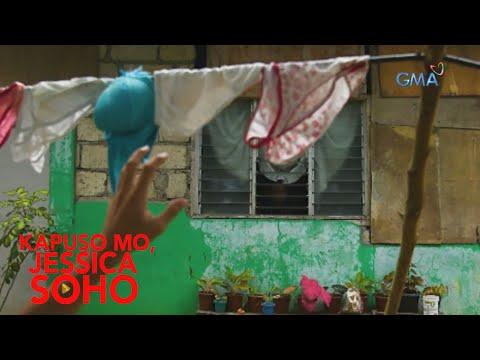 Kapuso Mo, Jessica Soho: MGA NINENOK NA BRA AT PANTY SA LEYTE, NATAGPUAN SA BAHAY NG ISANG LOLA?!