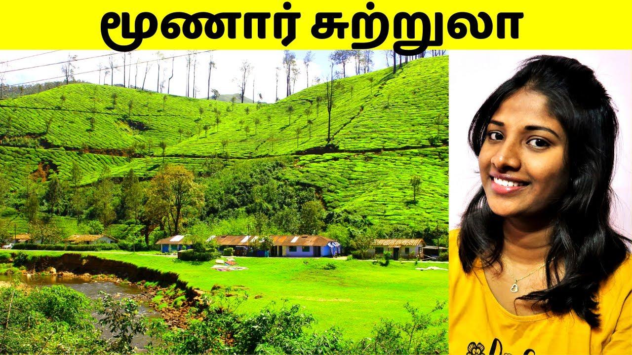 MUNNAR TOURIST PLACES IN TAMIL | மூணார் | Munnar Kerala | Munnar Travel Guide