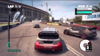 DiRT 3 (PS3 Gameplay)