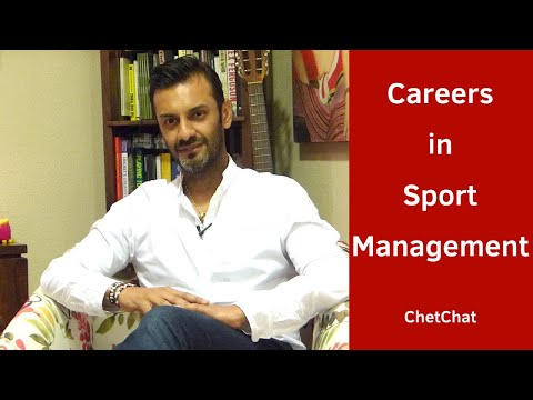 Build a Career in Sports Management/Science/Journalism by a Sports Scientist Shayamal Vallabhjee