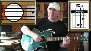 Up The Junction - Squeeze - Acoustic Guitar Lesson