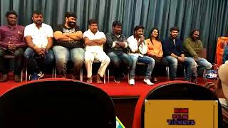 Udumba movie teaser function press meet