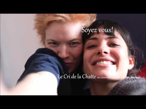 Intervew  Association Le cri de la Chatte  UP Radio Toulouse