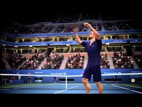 EA SPORTS Grand Slam Tennis 2 | US Open