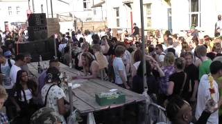 King Simeon Soundsystem - Bristol Carnival 2013