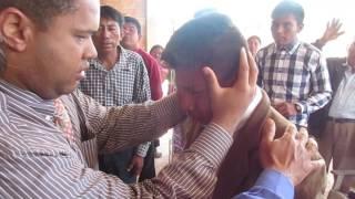libertação índio com espirito da morte Paraguai Pastor Vanderson Trovão