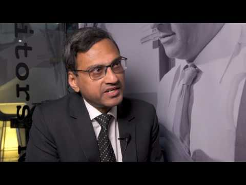 Athmanatha Sharma, CFO, ABB AB at 600Minutes Executive Finance 2017, Sweden PART 2