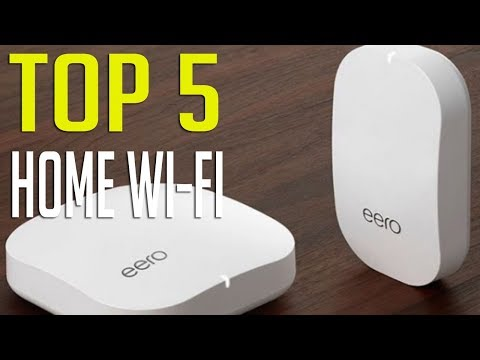 TOP:5 Best Home Wi Fi Systems 2019