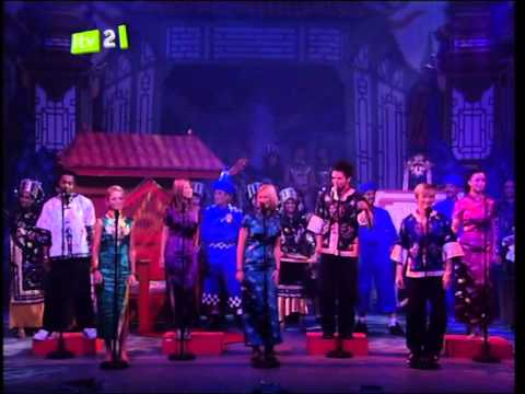 S Club 7 - Never Had A Dream Come True @ Aladdin Panto