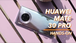 Gambar cover Huawei Mate 30 Pro Early Review: Killer Cameras and Specs!